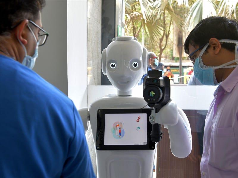 روبوت بديل للأطباء