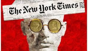 نيويورك تايمز تفوز بجائزة البوليتزار