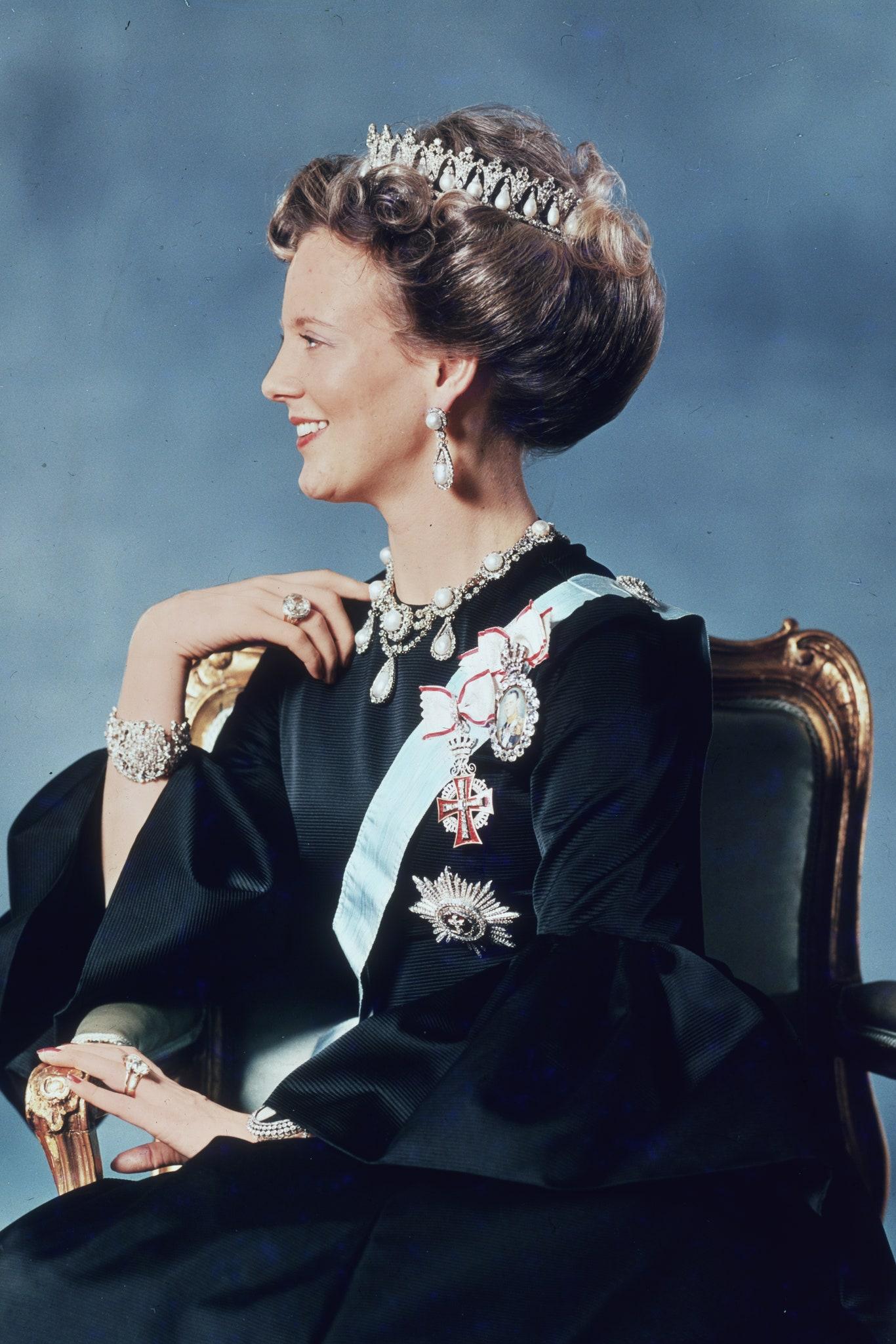 الملكة الدنماركية