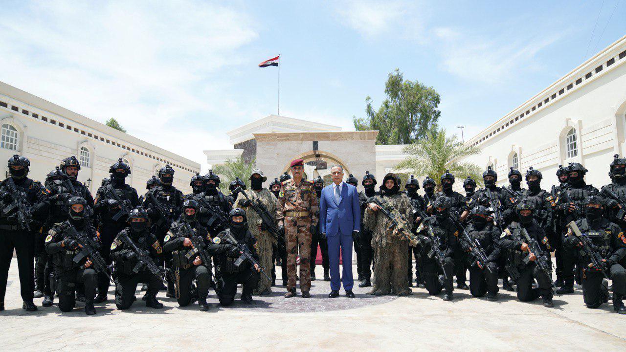 رئيس الوزراء العراقى يشيد بجهود جهاز مكافحة الإرهاب فى التصدى للإرهاب -  اليوم السابع