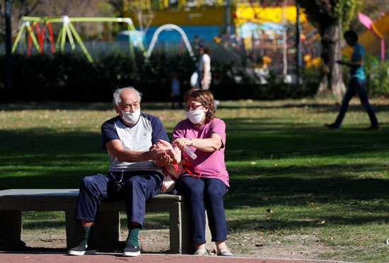 حدائق الأرجنتين