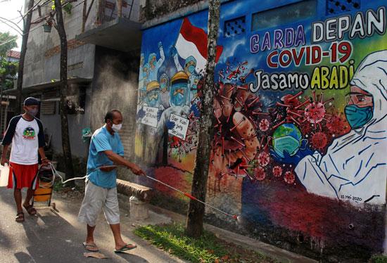حملات تطهير بإندونيسيا