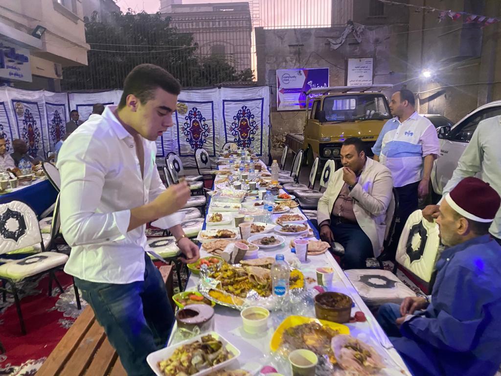 حفل افطار