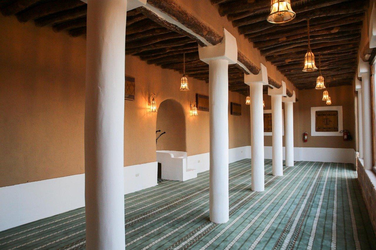 من تطوير المسجد