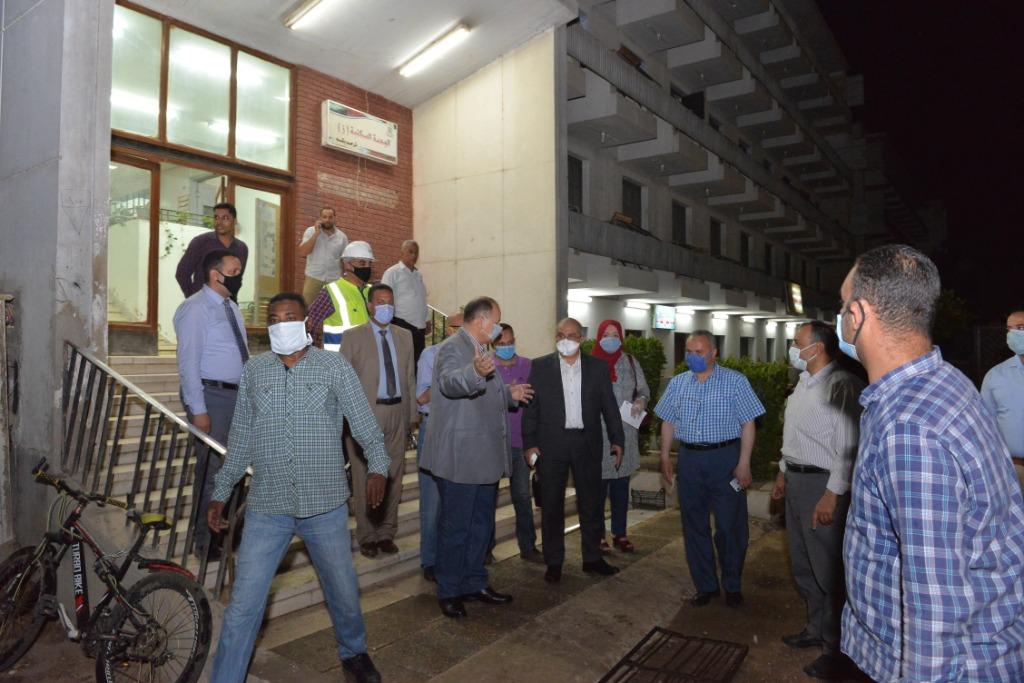 جامعة أسيوط تُعلن جاهزية مدنها الجامعية لاستقبال العائدين من الخارج (6)