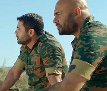 احمد صلاح حسنى فى فيلم الممر