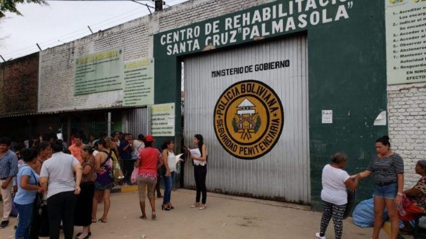 سجن بوليفيا