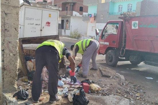 حملات تموين ونظافة على المخابز البلدية (5)