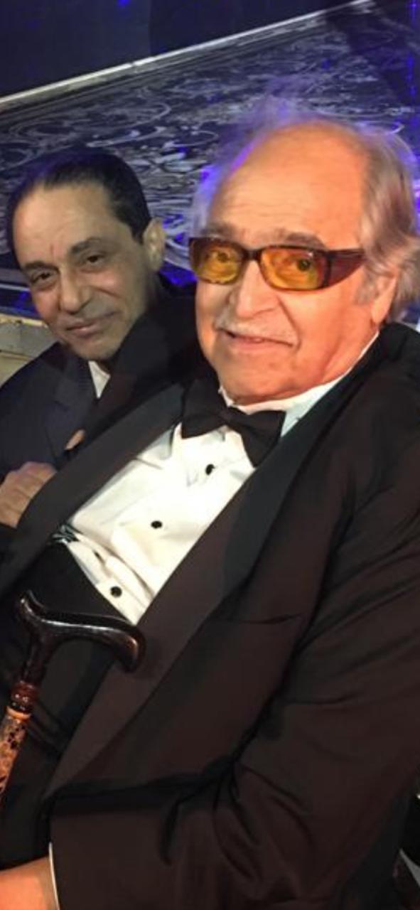 سامى عبد العزيز والشيخ صالح كامل