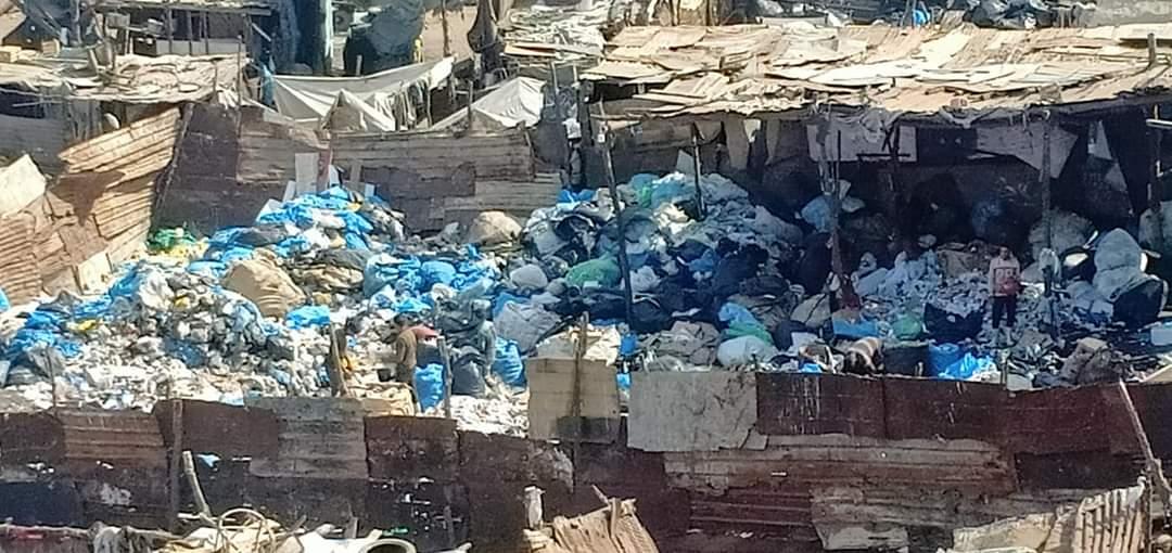 فرز القمامة