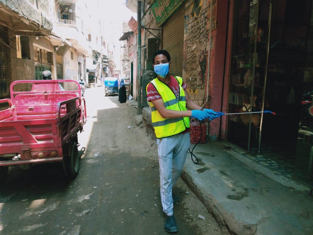 فريق مبادرة شباب بيحب مصر 4