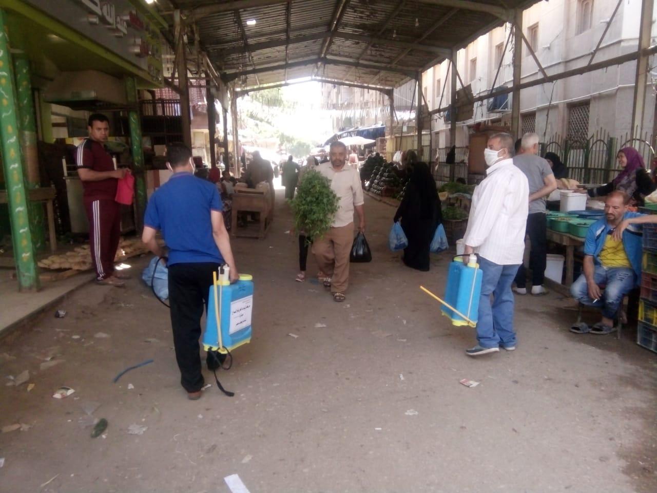 فريق مبادرة شباب بيحب مصر 2