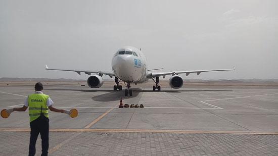 مطار مرسى علم الدولى (7)