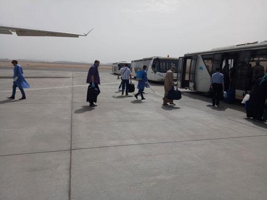 مطار مرسى علم الدولى (1)
