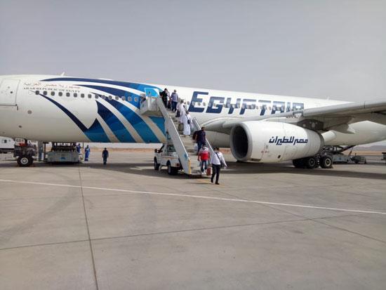 مطار مرسى علم الدولى (2)