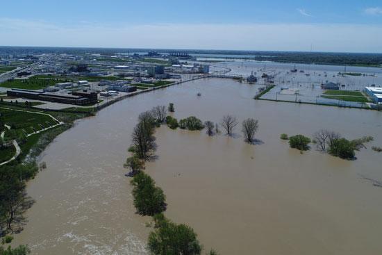 مياه-الفيضانات