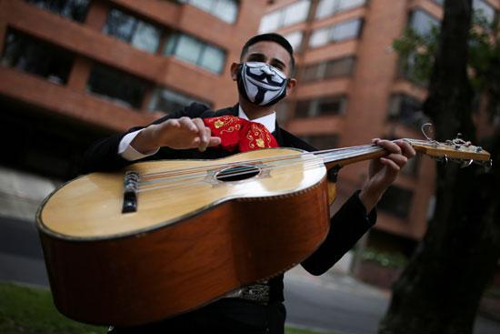 كولومبيا خففت من قيود كورونا