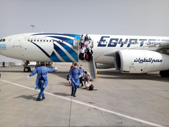 مطار مرسى علم الدولى (12)
