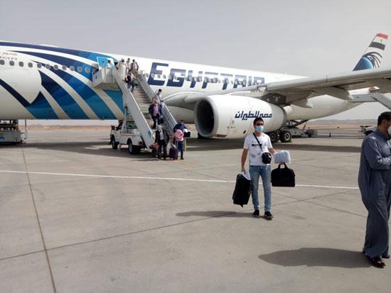 مطار مرسى علم الدولى (8)