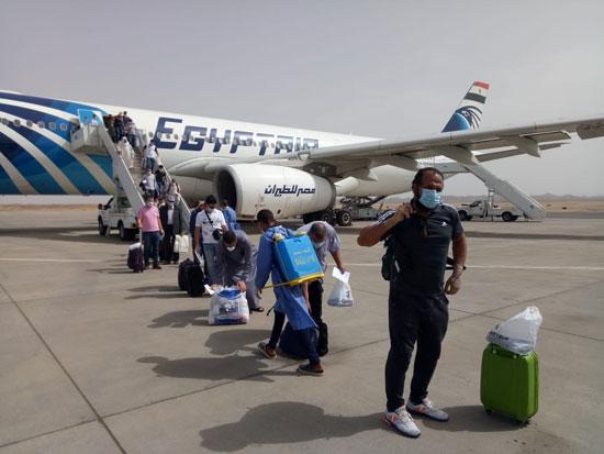 مطار مرسى علم الدولى (5)