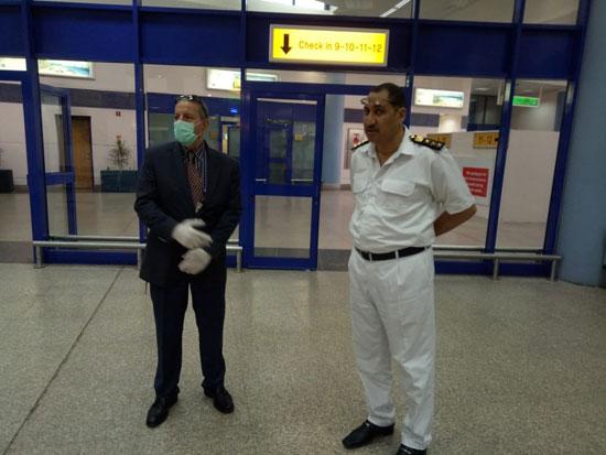 مطار مرسى علم الدولى (13)
