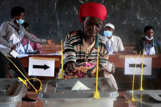 التصويت فى الانتخابات (2)
