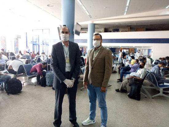 مطار مرسى علم الدولى (11)