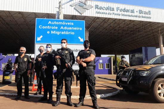 قوات الأمن البرازيلية