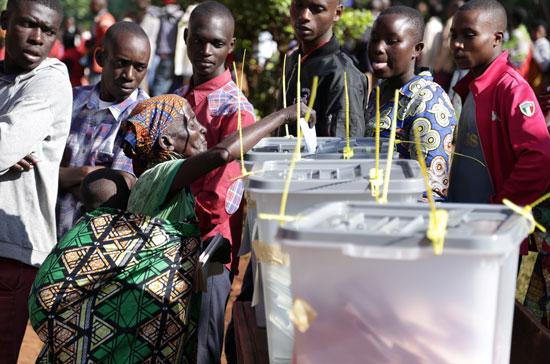 صناديق التصويت