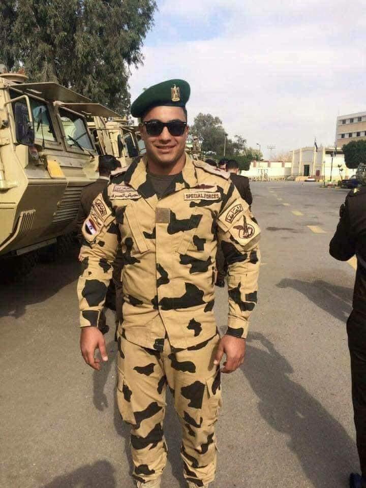 الشهي خالد المغربى