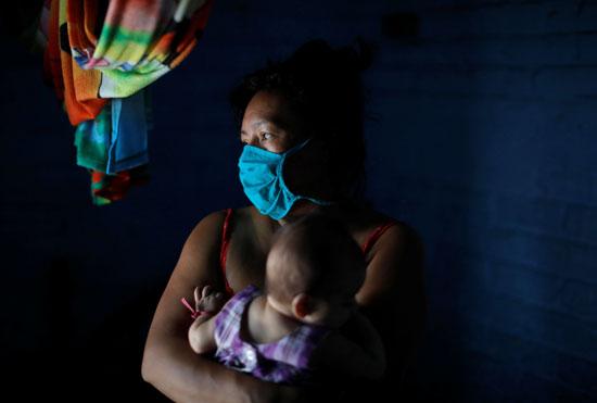 تدهور الظروف المعيشية فى السلفادور