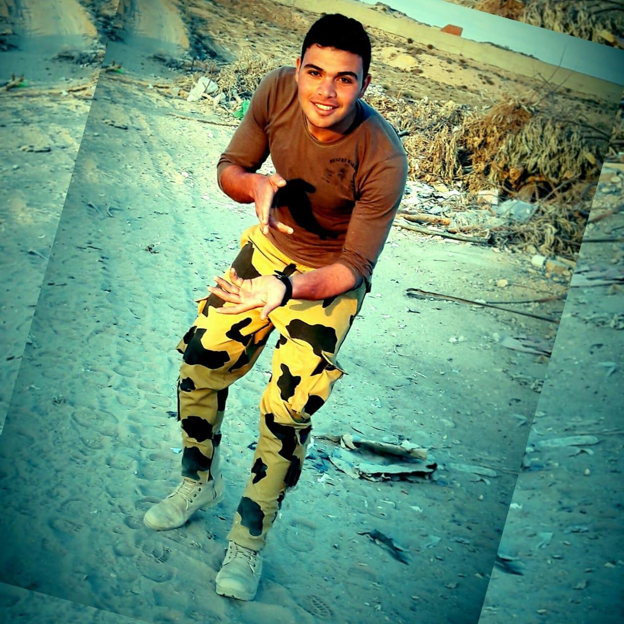 الشهيد عريف مقاتل محمد السيد رمضان والشهير بماسا 2
