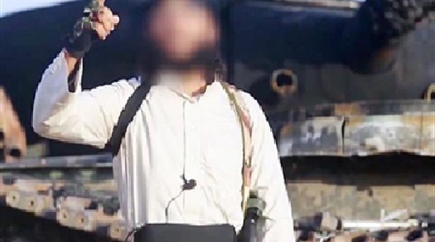 الإرهابى أبو أسامة المصري