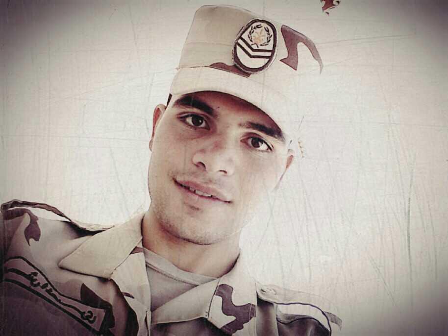 الشهيد عريف مقاتل محمد السيد رمضان والشهير بماسا