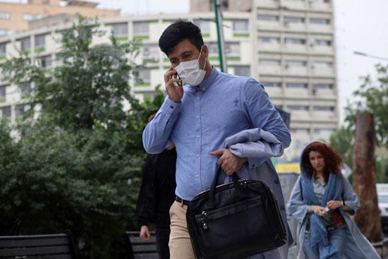 مواطنو إيران يعودون إلى الشوارع مجددا