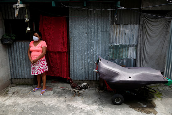 البحث عن طعام فى السلفادور