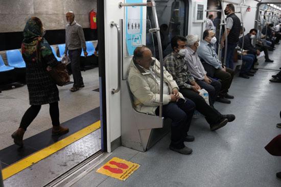 إيران أحد أكثر الدول التى تأثرت بتفشى كورونا