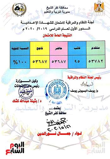 اعتماد-نتيجة-الشهادة-الاعدادية-كفر-الشيخ-2020-(10)