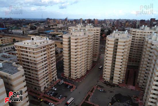 التخطيط-العمرانى-لبشاير-الخير-بعد-ان-كانت-منطقة-عشوائية