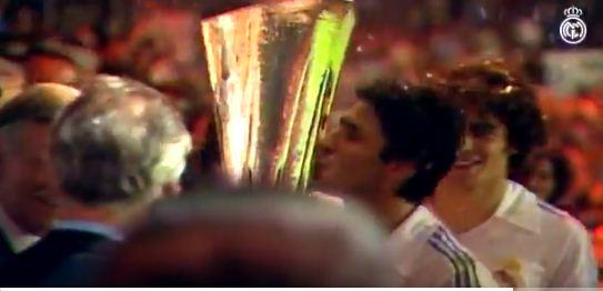 ريال مدريد يستعيد ذكريات اول كاس اوروبى