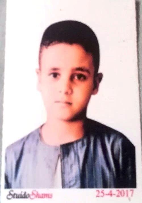 حالة الطفل أبو زيد طاهر مصاب بشلل دماغى بالوادى الجديد (13)