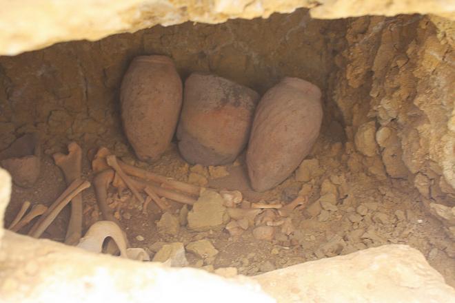 مقابر بناة الأهرام (3)