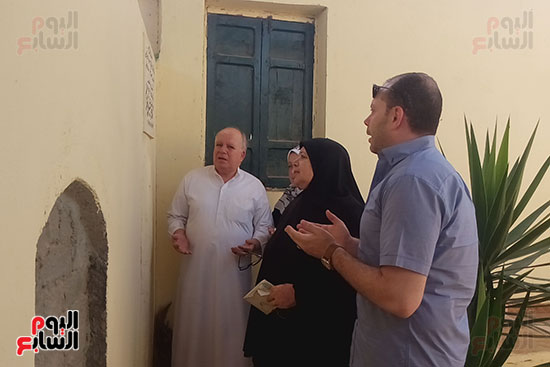 أسرة الشهيد البطل أحمد الشبراوى (3)