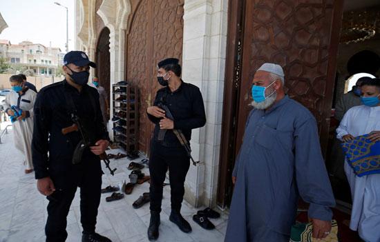 تأمين-مسجد-فى-باكستان