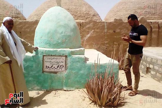 والد الشهيد المجند فراج محمد (7)