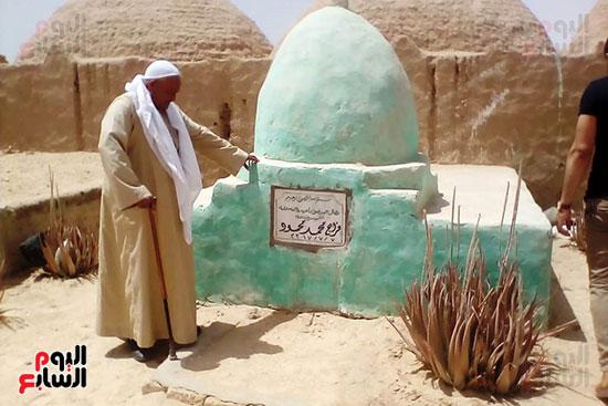 والد الشهيد المجند فراج محمد (8)