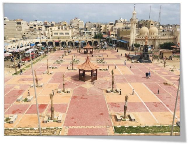 مشروعات جهاز التعمير في سيناء