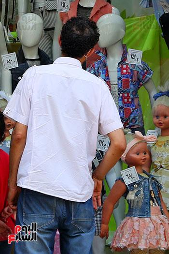 اسعار ملابس العيد (1)