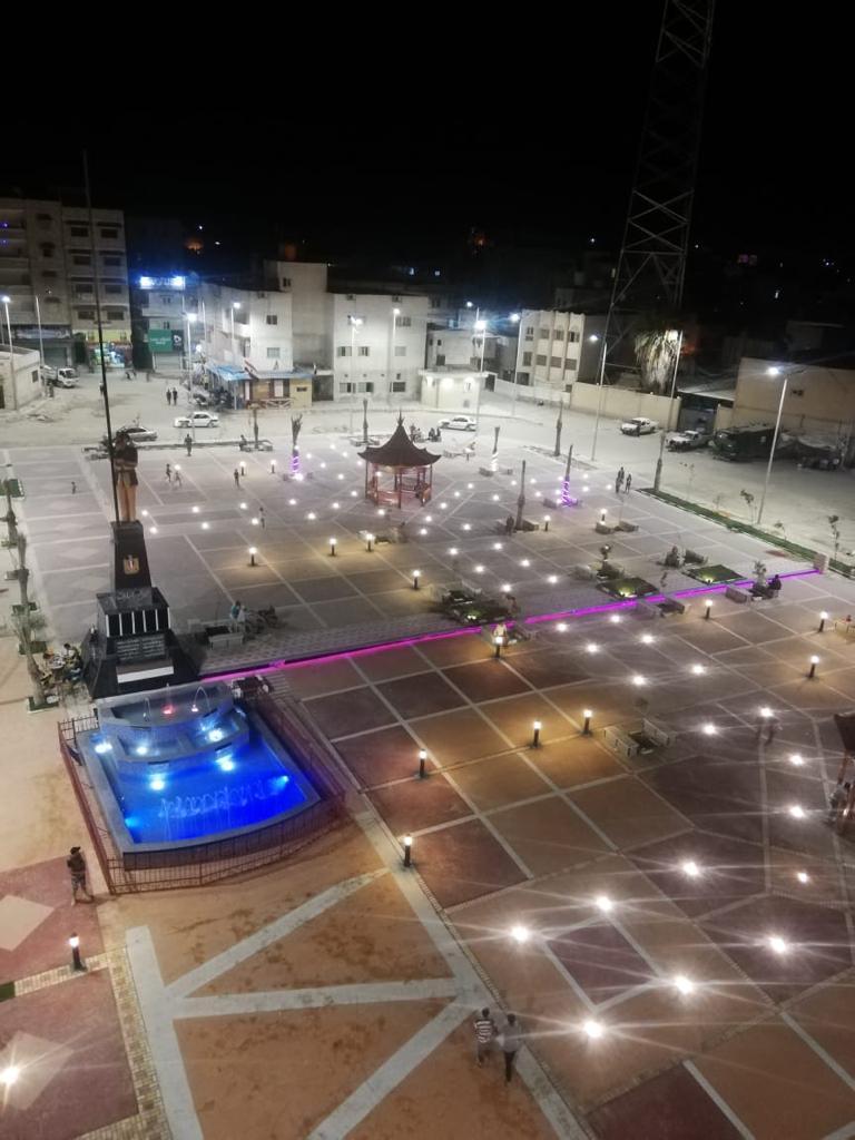 المشروعات التنموية لأهالينا بسيناء (1)