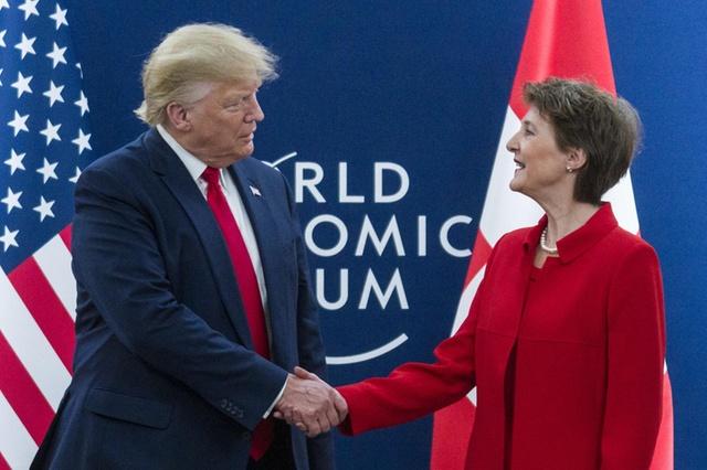 مع الرئيس الأمريكى